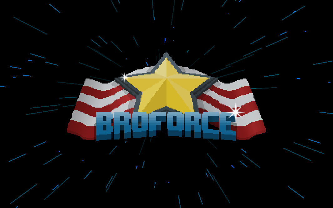 BROFORCE logo!